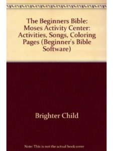 Brighter Child lent  bible stories