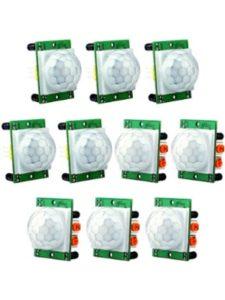 Kuman    light detector arduinoes