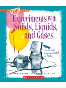 Christine Taylor-Butler liquid  science experiments