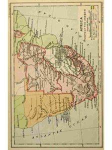 Libby's Emporium map image  south africas