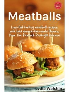 The Perfect Pantry meatball  low fats