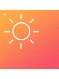 范云悠 minimal  weather widgets