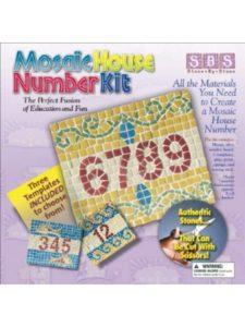 amazon mosaic kit  house numbers