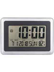 Topker mounted digital thermometer  walls