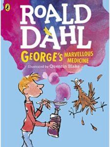 Roald Dahl movie  science experiments