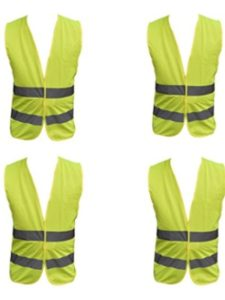 Family Motoring & Leisure reflective safety vest