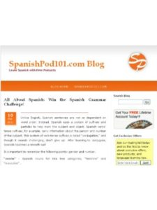 Learn Spanish with Free Daily Podcasts mexico city