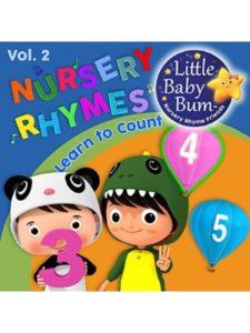 Little Baby Bum Nursery Rhyme Friends    number 8 songs