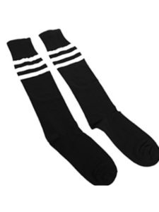 Generic old  school tube socks