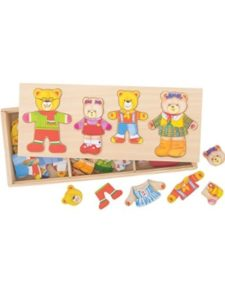 Bigjigs Toys outfit  jigsaws