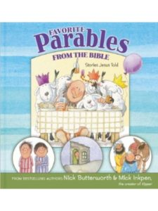 Nick Butterworth    parable bible stories
