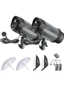 Neewer photography  flood lights