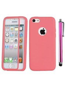 SODIAL pink  clamshell mobile phones