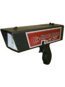 Sports Radar Ltd pitching  radar guns