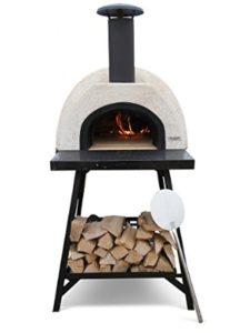 Wild Goose portable  clay pizza ovens