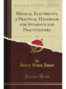 Henry Lewis Jones practical  electricity books