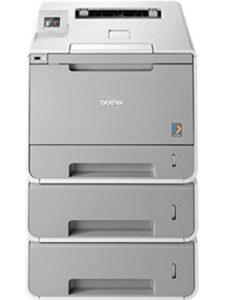 BROTHER    printer dual trays