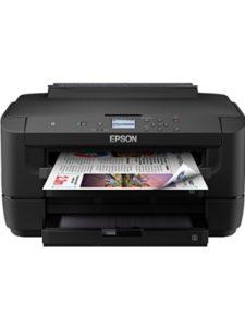 Epson    printer dual trays