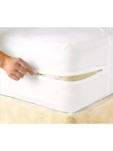 Bedding care Uk proof duvet cover  bed bugs