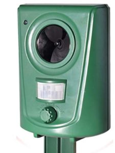 Pronghorn purpose  ultrasonic sensors