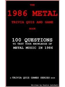Sick Daddy Publishing quiz  heavy metals
