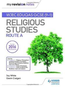 Joy White    religious studies