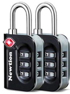 Newtion reset  travel sentry locks