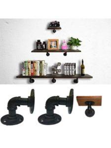 HAPYLY restoration hardware  bathroom shelves
