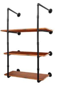 KINGSO restoration hardware  bathroom shelves