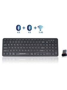 Bluepioneer Technology Co.,LTD rii mini x1 manual  wireless keyboards