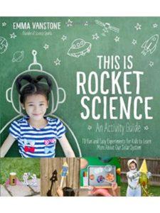 Emma Vanstone    rocket science experiments