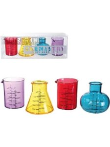 Out of the blue    science experiment equipments
