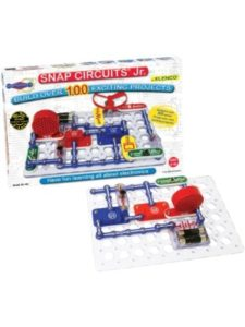 Snap Circuits science experiment toy