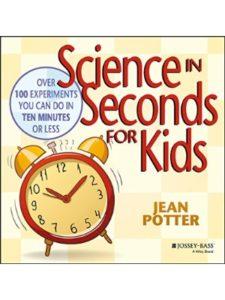 Jean Potter second grade  science experiments
