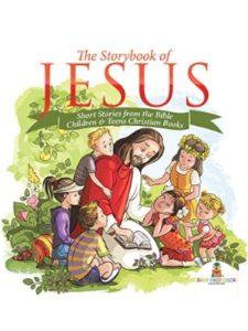 Baby Professor    short bible stories
