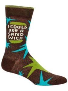 Blue Q    sock qs