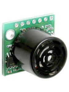 ALSROB sonar  ultrasonic sensors