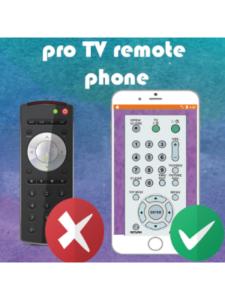 reda pm tv remote control
