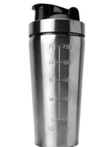 Brilcon    stainless steel blender bottles