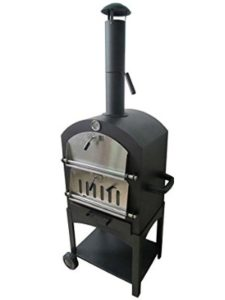 WPPO stand  wood fired pizza ovens
