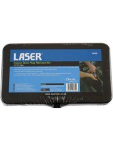 Laser stuck  glow plugs
