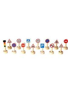 Plan Toys symbol  parking lights