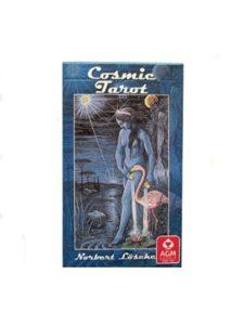 Green Cross Toad tarot card  number 8S