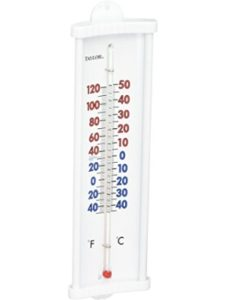 Taylor Precision wall thermometer