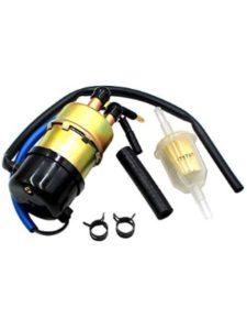 Road Passion test  electric fuel pumps