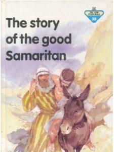 Penny Frank    the good samaritan bible stories