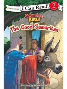 Zonderkidz    the good samaritan bible stories