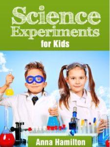 Anna Hamilton toddler  science experiments