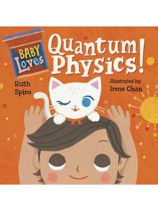 Ruth Spiro toddler  science experiments