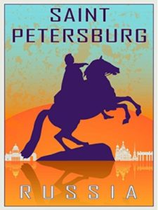 Posters-Galore tourism  st petersburgs
